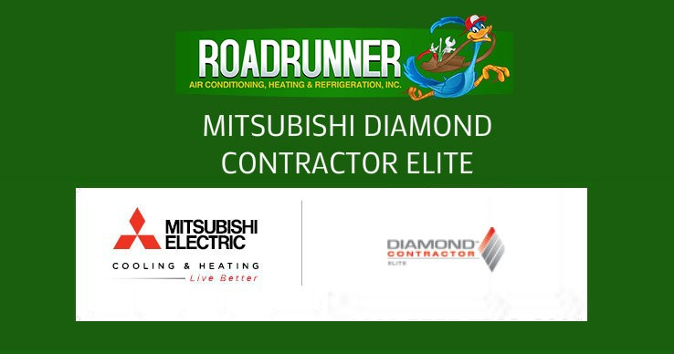 Roadrunner Mitsubishi Diamond Contractor Elite